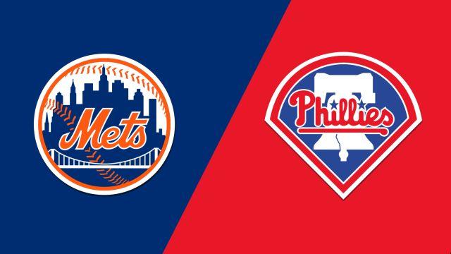 New York Mets vs. Philadelphia Phillies