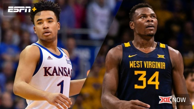 #3 Kansas vs. #14 West Virginia (M Basketball)