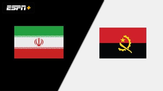 Iran vs. Angola (Group Phase)