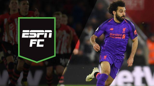 Fri, 4/5 - ESPN FC: EPL Showdown in Southampton