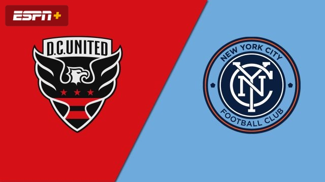 D.C. United vs. New York City FC (Round of 16) (U.S. Open Cup)