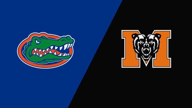 Florida vs. Mercer (W Basketball)