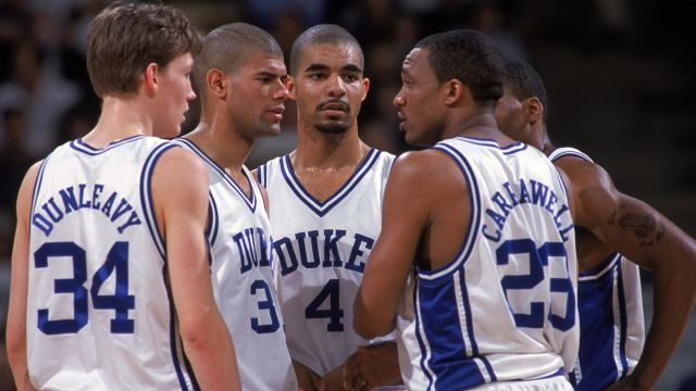 Duke vs UNC 2000