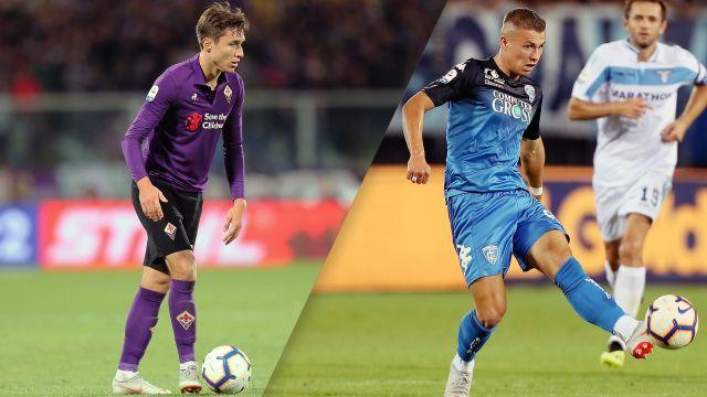 Fiorentina vs. Empoli