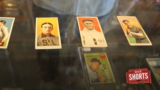 Holy Grail: The T206 Honus Wagner