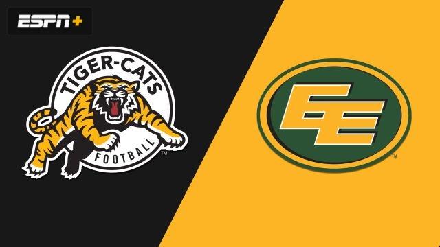 Hamilton Tiger-Cats vs. Edmonton Eskimos (Canadian Football League)