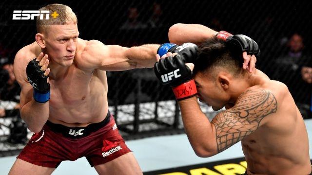 Punahele Soriano vs. Oskar Piechota (UFC 245)