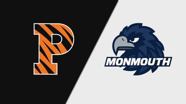 Princeton vs. Monmouth (W Basketball)