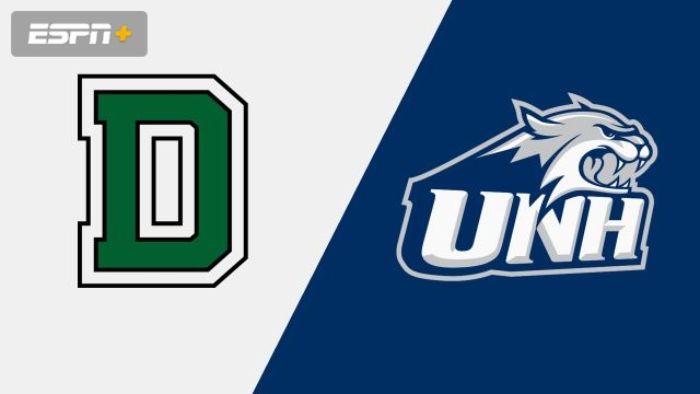 Dartmouth vs. #18 New Hampshire (M Soccer)
