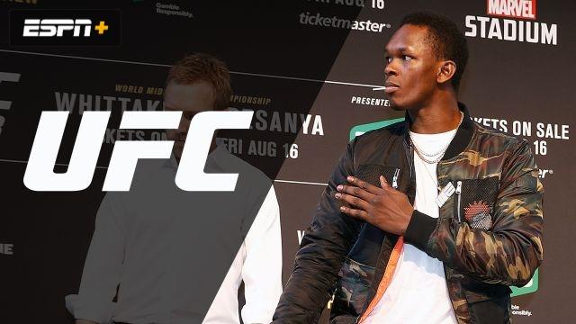 UFC 243 Pre-Show: Whittaker vs. Adesanya