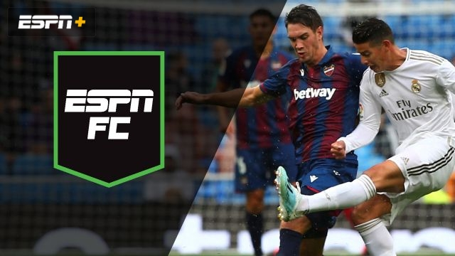 Sat, 9/14 - ESPN FC: Tight matchup in Madrid