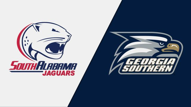 South Alabama vs. Georgia Southern (W Basketball)