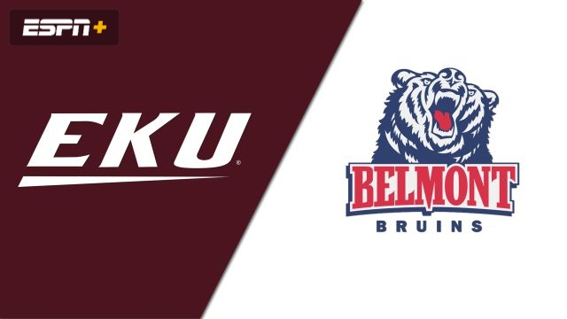 Eastern Kentucky vs. Belmont (W Basketball)
