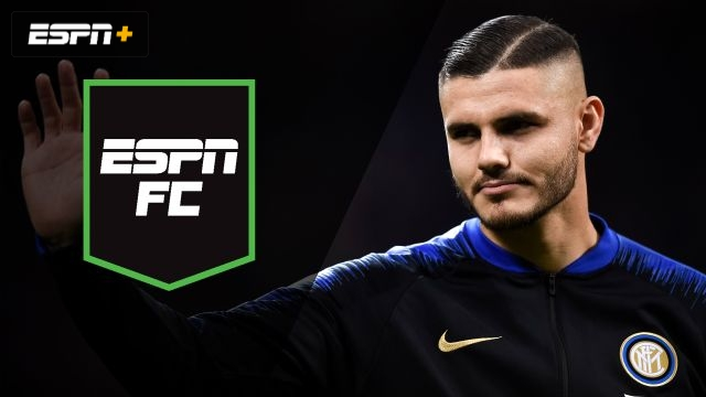Mon, 9/2 - ESPN FC: Mauro Icardi on the move