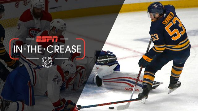 Fri, 11/23 - In the Crease: Sabres win 8th straight