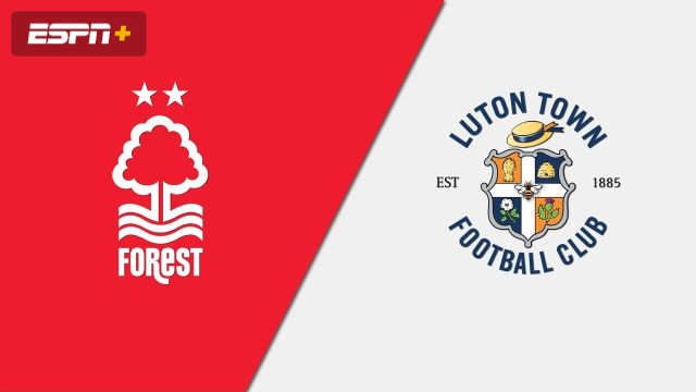 Nottingham Forest vs. Luton Town (English League Championship)