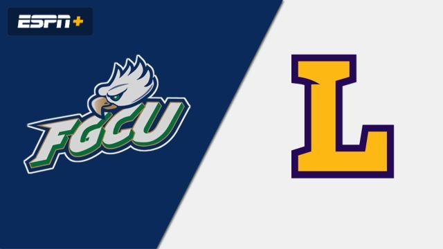 Florida Gulf Coast vs. Lipscomb (W Volleyball)