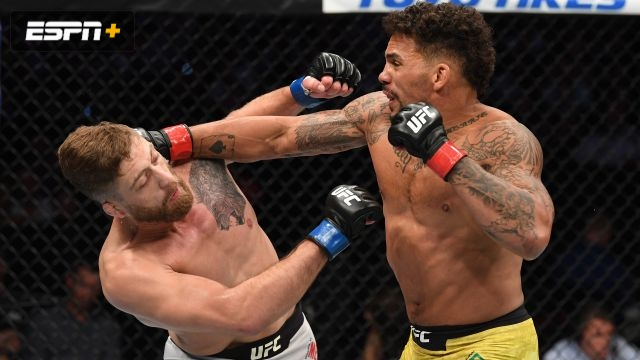 Eryk Anders vs. Gerald Meerschaert (UFC Fight Night: Joanna vs. Waterson)