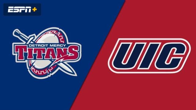 Detroit Mercy vs. UIC (M Basketball)