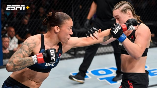 In Spanish - UFC Fight Night: de Randamie vs. Ladd (Main Event)