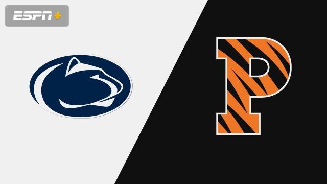 Penn State vs. Princeton
