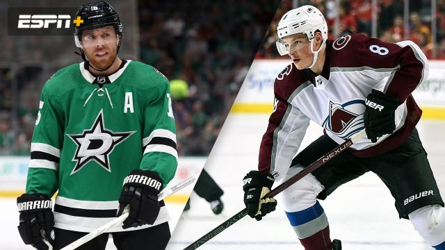 Dallas Stars vs. Colorado Avalanche