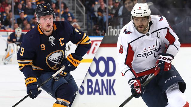 Buffalo Sabres vs. Washington Capitals