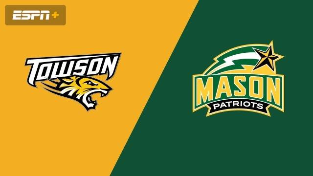 Towson vs. George Mason (W Soccer)