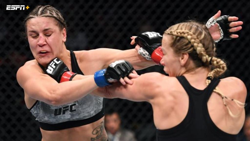 UFC 244: Masvidal vs. Diaz (Early Prelims)
