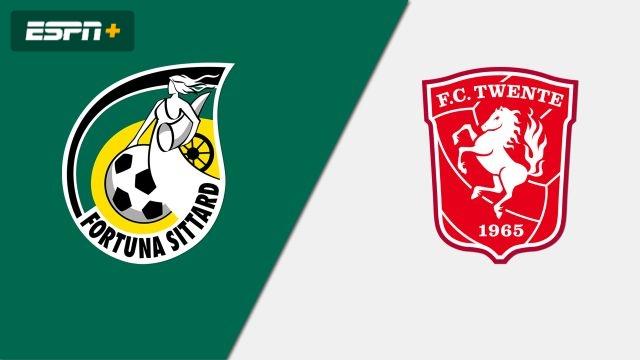 Fortuna Sittard vs. Twente (Eredivisie)