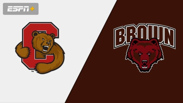 #2 Cornell vs. Brown (M Hockey)