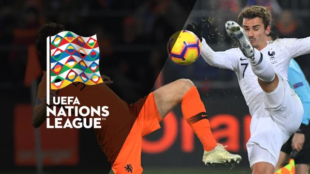 Fri, 11/16 - UEFA Nations League: Match Night Highlights