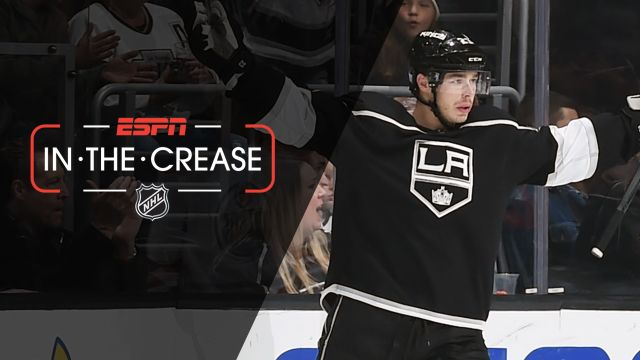 Sun, 11/25 - In the Crease: Dustin Brown hat trick leads Kings