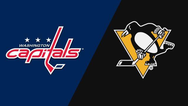 Washington Capitals vs. Pittsburgh Penguins