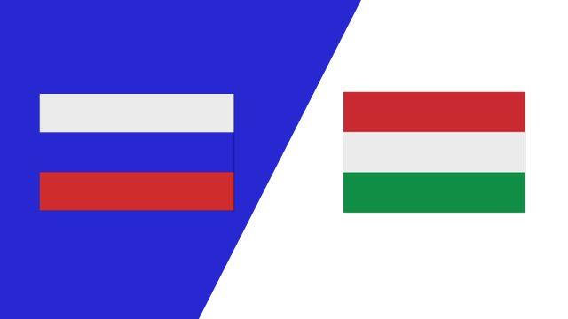 Russia vs. Hungary (2018 FIL World Lacrosse Championship)