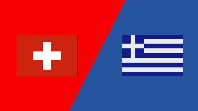 Switzerland vs. Greece (2018 FIL World Lacrosse Championships)