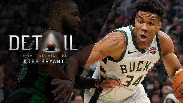 Kobe Bryant: Breaking Down Giannis Antetokounmpo