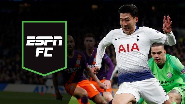 Tue, 4/9 - ESPN FC: Tuesday's Champs League recap
