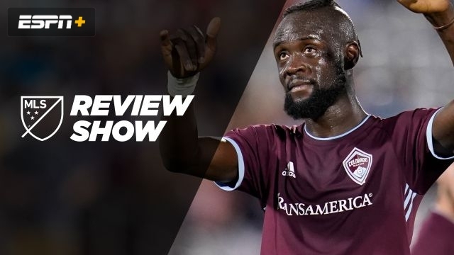 Mon, 8/5 - MLS Review: Kamara helps Rapids snap losing streak