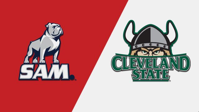 Samford vs. Cleveland State (M Basketball)