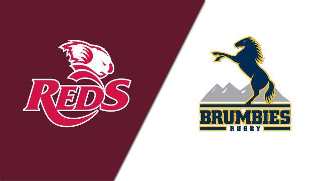 Reds vs. Brumbies
