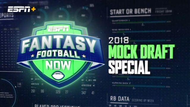 2018 Mock Draft