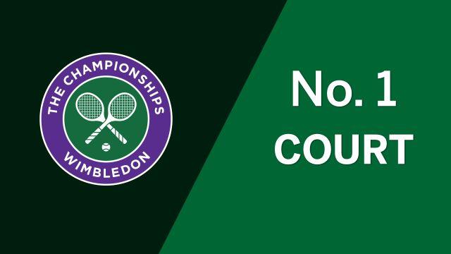 (9) Venus/Srebotnik vs. (11) Peya/Melichar (Mixed Doubles Semifinals)
