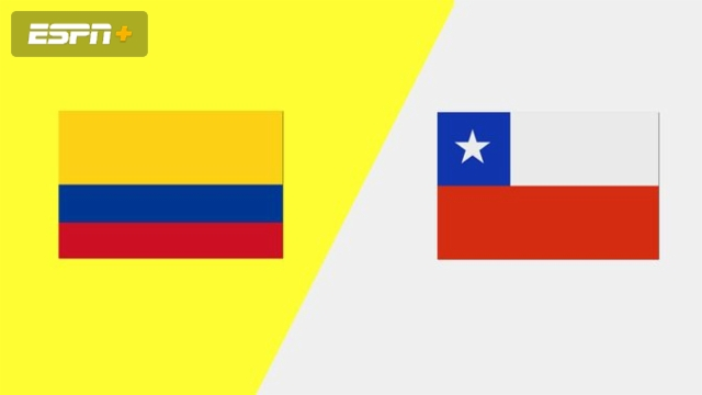 Colombia vs. Chile