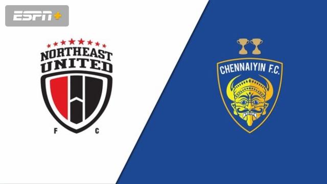 NorthEast United FC vs. Chennaiyin FC