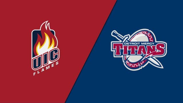 UIC vs. Detroit Mercy (W Basketball)