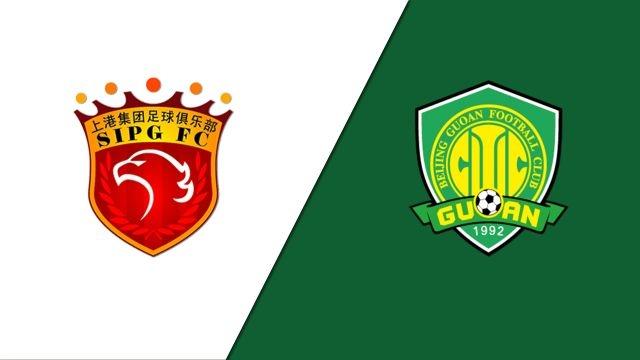 Shanghai SIPG vs. Beijing Sinobo Guoan (Chinese Super League)