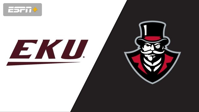 Eastern Kentucky vs. Austin Peay (W Volleyball)