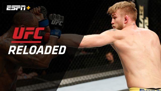 UFC Fight Night: Gustafsson vs. Manuwa