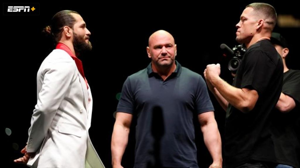 UFC 244: Masvidal vs. Diaz Press Conference